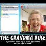 grandma rule