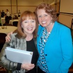 Carol Kent & me