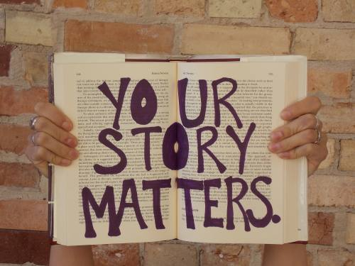 Image result for your story matters
